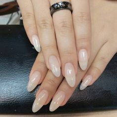 Le Vons Nails By Christine Los Angeles Ca United States Acrylic Almond