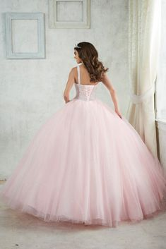 db87fc9059 Pearl Beaded Halter Dress by House of Wu Fiesta Gowns Style 56318-House of  Wu