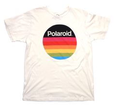 Polaroid vintage tshirt