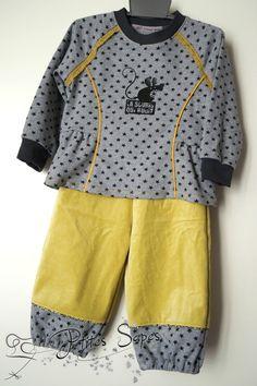 baby sweater + sweatpants - ottobre 1-2006