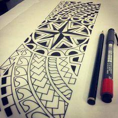 #mulpix #yukiotattoo #japasearchtattoo #searchtattoo #studio #desenho #art #criação #esboço #maori #faixamaori #rosadosventos #japa
