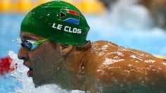 Chad le Clos - Swimming - London 2012 - Mens 200m Butterfly