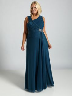 For the mother of the bride, plus size