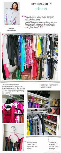 clothes closet | Arianna Belle The blog