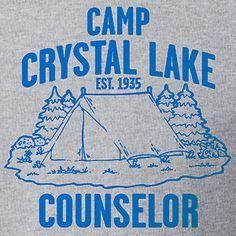 Camp Crystal Lake Counselor Jason Friday The 13th Summer