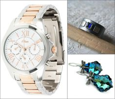 Polish blogger Maria's ideas for jewellery for different colour seasons: Cool Summer