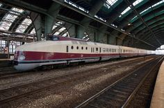 Trans Socialism Express; One of the only three remaining VT 18.16 high-speed trains from the former East Germany.; By jrej www.gregoirec.com