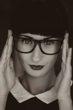 Photo by Valeria Boltneva. Check out Valeria's profile: https://www.pexels.com/u/valeriya #black-and-white #person #woman