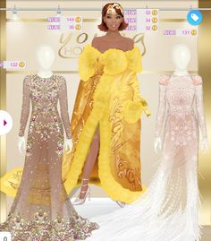 Don't miss the glamour of a magical night ... #YoungHollywood #stardoll