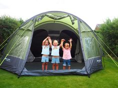 HOW TO SURVIVE A CAMPING TRIP WITH YOUNG CHILDREN