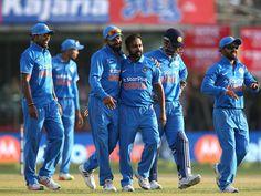 Third ODI Scoreboard: India vs New Zealand