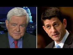 BREAKING: Newt Gingrich Publicly Exposes Paul Ryan's Treason. Thank You, Newt!