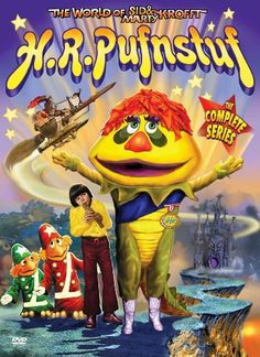 H.R. Pufnstuf: The Complete Series DVD ~ -,this favorite old time series should be coming in the mail soon and I can hardly wait to show my Grandson. He loves to watch these oldie but goodies with me.