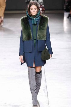 Topshop Unique Fall 2014 RTW - Runway Photos - Fashion Week - Runway, Fashion Shows and Collections - Vogue