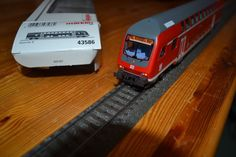 Märklin 43586 Doppelstocksteuerwagen 2.Klasse der DB AG#NEU in OVP#