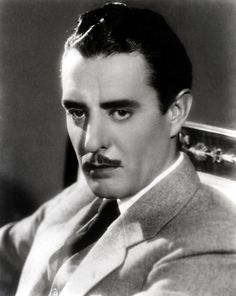 Portrait of John Gilbert, 1920's