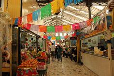 Central Public Market. Mazatlan, Mexico
