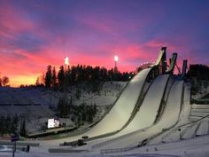 The Lahti Ski games Finland Lappland, Ski Jumping, Midnight Sun, My Land, Best Cities, Study Abroad, Outdoor Gear, Airplane View, Skiing