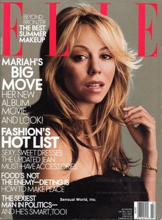 Mariah On The Cover Of Uk Pride Magazine May 2014 Issue