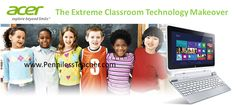Teacher Contest @AcerEducation Classroom Technology Makeover 2014