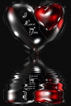 """Valentine's Day Quotes : QUOTATION - Image : Quotes Of the day - Description Gif """"I Love You"""" Sharing is Power - Don't forget to share this quote Love Heart Images, I Love You Pictures, Love You Gif, Beautiful Love Pictures, I Love Heart, Beautiful Gif, My Love, Heart Wallpaper, Love Wallpaper"""