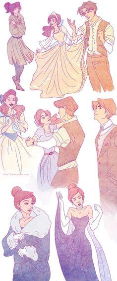 Anastasia not disney or dreamworks, but I didn't have anywhere else Disney Pixar, Animation Disney, Film Disney, Disney And Dreamworks, Animation Film, Disney Magic, Disney Art, Disney Movies, Dimitri Anastasia