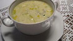 Rezept: Käsesuppe mit Hackfleisch