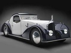1934 Voisin Type C27 Aerosport Coupe