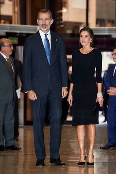 Princes Sofia, Spanish Royal Family, Good Looking Women, Red Carpet Event, Two Daughters, Martin Scorsese, Queen Letizia, Carolina Herrera, Her Style