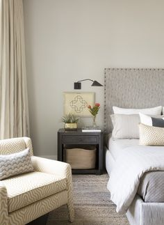 Master bedroom Austin TX Bedroom Eclectic by Annie Downing Interiors