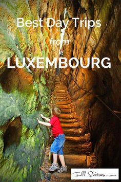 Insider's guide to the best day trips from Luxembourg city. Our family's favourite places in and around Luxembourg. Take a long vacation to the only location that has super friendly citizens in luxembourg Instagram Inspiration, Travel Inspiration, Travel Ideas, European Vacation, European Travel, Travel With Kids, Family Travel, Oh The Places You'll Go, Germany