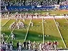 Washington Redskins vs Cleveland Browns 1985 WK 8