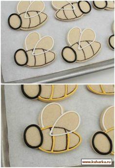 Мастер-классы и рецепты по украшению печенья