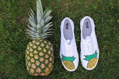 pineapple-shoes