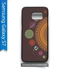 Solar System Samsung Galaxy S7 Case Cover