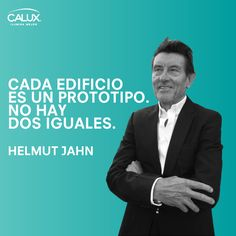 Helmut Jahn es un arquitecto alemán qué en el año de 1991 fue designado por el Instituto Americano de Arquitectura como uno de los diez arquitectos contemporáneos más influyentes de la historia.
