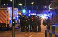 Explosão em show pop na Inglaterra foi atentado terrorista