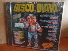 DISCO DURO. SOUND FOR AFTTER-HOURS. CD - CHOCO MUSIC - 1995. 10 TEMAS. PRECINTADO.