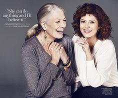 Oscar Portfolio:  Vanessa Redgrave & Susan Sarandon