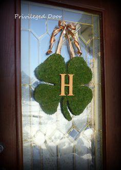 St. Patricks Day Wreath -