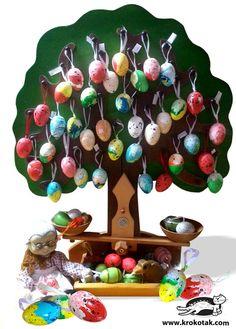 Bri-coco de Lolo: Arbre de Pâques