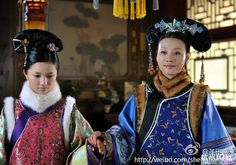 Empresses In The Palace, Period Outfit, Chinese Style, Chinese Fashion, Qing Dynasty, Hanfu, Costumes, Clothes, Beauty