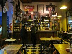 Hipopótamo Bar - San Telmo, Buenos Aires