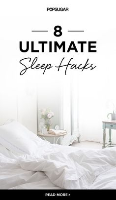 8 Sleep Hacks That Will Put You Right to Bed - If you're groggy throughout the day, it might be because you're not getting good sleep. Quality snooze time is important, as it sets the pace for the rest of the day. To help you get great sleep, we've found some hacks that you might not know about. We found it fitting to illustrate these tips with the masters of snooze, aka cute animals.