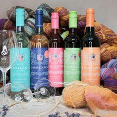 PŘÍZE - Přírodní příze Bottle, Decor, Alcohol, Decoration, Flask, Decorating, Jars, Deco