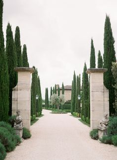 This dreamy intimate tuscany wedding in Italy at the beautiful Relais Borgo Santo Pietro captured on film will have you reconsider a destination wedding. Beautiful Gardens, Beautiful Homes, Beautiful Places, Driveway Landscaping, Tuscan Wedding, Tuscany Italy, Parcs, My Dream Home, Exterior Design