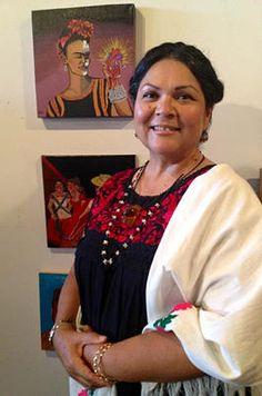 Curandera Grace Alvarez Sesma