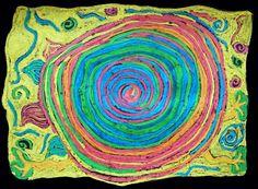 Hundertwasser Spirale