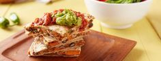 These quesadillas from My Beef with Meat are a regular with the Engine 2 plant-strong Hall family. They are simple to make and very satisfying. Instructions: Preheat oven to 375º F. Prepare a sheet pan with parchment paper. An hour...  Read more