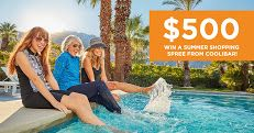Enter to Win a Summer Shopping Spree from Coolibar! http://woobox.com/g8nuth/hdh5sv